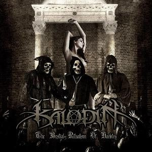 Kalodin - The Bestial Ritualism of Harlotry cover art