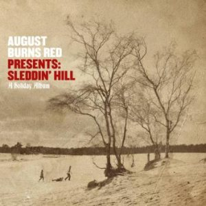 August Burns Red - August Burns Red Presents: Sleddin' Hill cover art