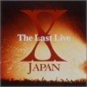 X Japan - The Last Live cover art