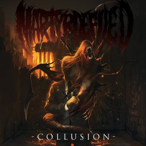 Martyr Defiled - Collusion cover art