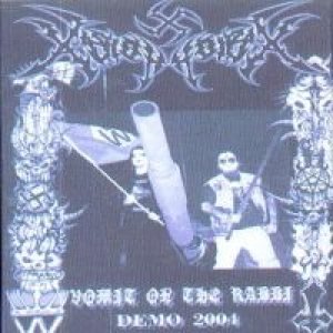 Xenophobia - Vomit on the Rabbi : Demo 2004 cover art