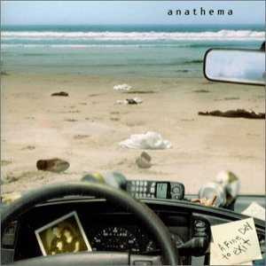 Anathema - A Fine Day to Exit cover art