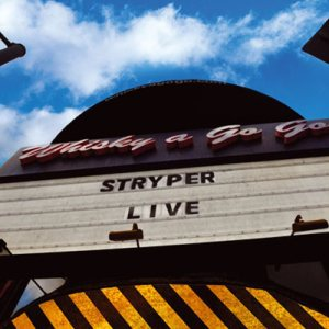 Stryper - Live At the Whisky cover art