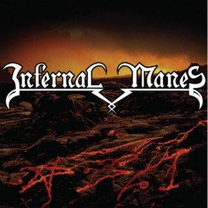 Infernal Manes - Infernal Manes cover art