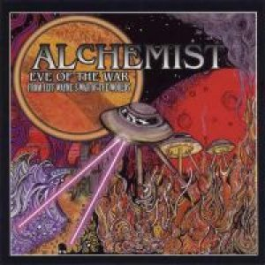 Alchemist - Eve of the War cover art