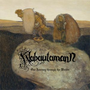 Klabautamann - Our Journey Through the Woods cover art