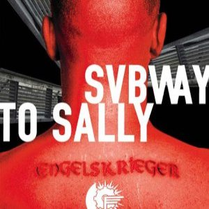 Subway to Sally - Engelskrieger cover art