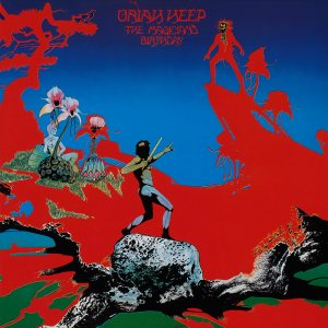 Uriah Heep - The Magician's Birthday cover art