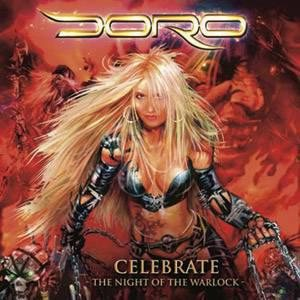 Doro - Celebrate (The Night of the Warlock) cover art