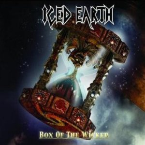 Iced Earth - Box of the Wicked cover art