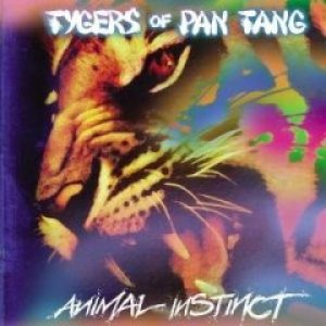 Tygers Of Pan Tang - Animal Instinct cover art