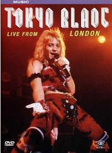 Tokyo Blade - Live From London cover art
