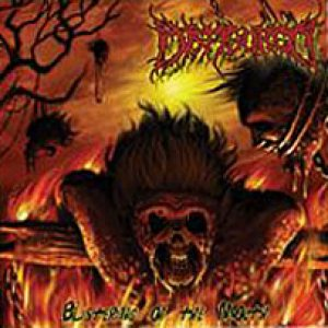 Disfigured - Blistering of the Mouth cover art