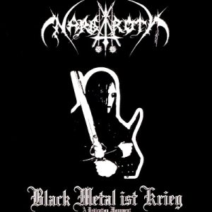 Nargaroth - Black Metal Ist Krieg (A Dedication Monument) cover art