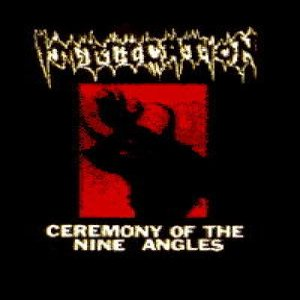 Imprecation - Ceremony of the Nine Angles cover art