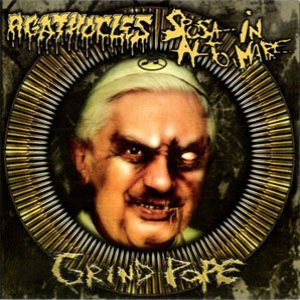 Agathocles - Grind Pope cover art