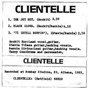 Clientelle - 1985 Demo cover art