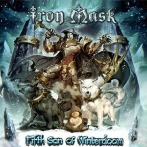 Iron Mask - Fifth Son of Winterdoom cover art