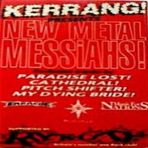 Pitchshifter / My Dying Bride / Paradise Lost / Cathedral - New Metal Messiahs! cover art