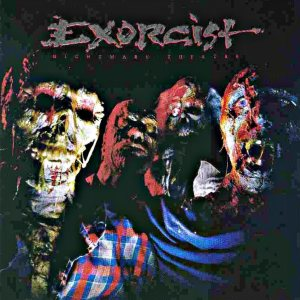 Exorcist - Nightmare Theatre cover art