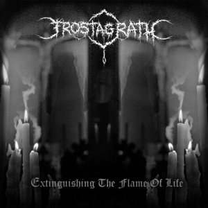 Frostagrath - Extinguishing the Flame of Life cover art
