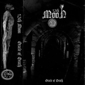 13th Moon - Oracle of Death cover art