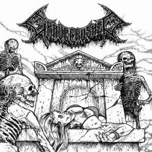 Gravecrusher - Mutilation Ritual cover art