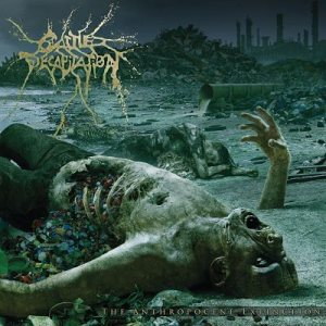 Cattle Decapitation - The Anthropocene Extinction cover art