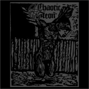 Chaotic Aeon - Chaotic Aeon cover art