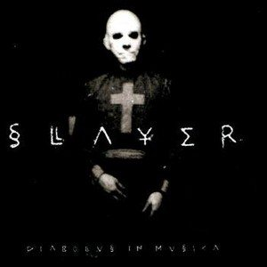 Slayer - Diabolus in Musica cover art
