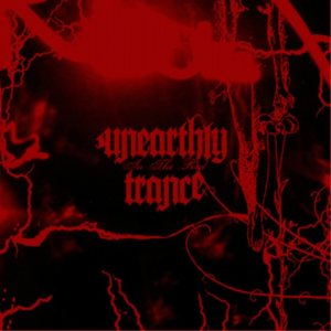 Unearthly Trance - In the Red cover art