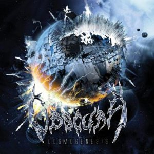 Obscura - Cosmogenesis cover art