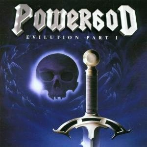 Powergod - Evilution Part I cover art