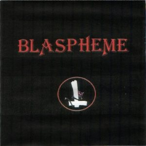 Blaspheme - Demo # 1 cover art