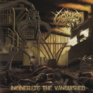 Gored - Incinerate the Vanquished cover art