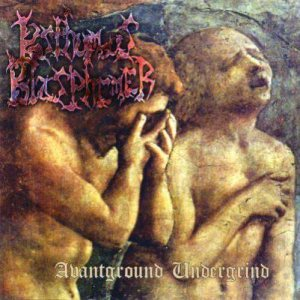 Posthumous Blasphemer - Avantground Undergrind cover art