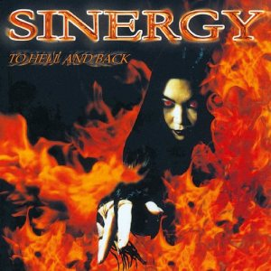 Sinergy - To Hell and Back cover art
