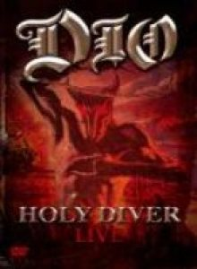 Dio - Holy Diver Live cover art