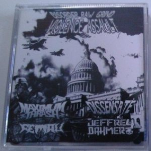 Femau - Disorder Raw Grind Violence Assault