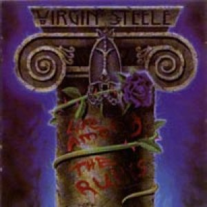Virgin Steele - Life Among the Ruins cover art