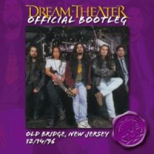 Dream Theater - Old Bridge, New Jersey 12/14/96 cover art