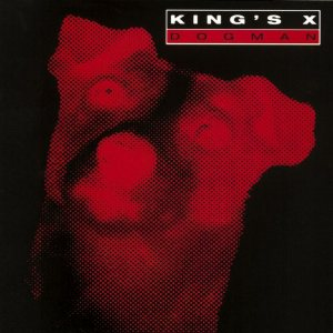 King's X - Dogman cover art