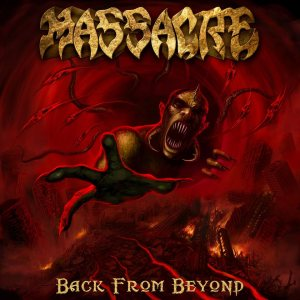 Massacre - Back from Beyond cover art