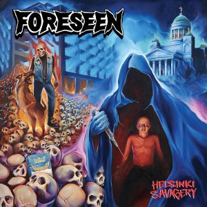 Foreseen - Helsinki Savagery cover art