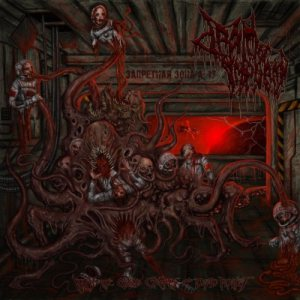 Drain of Impurity - Into the Cold Crypts of Dead Planet cover art
