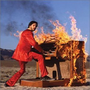 Paul Gilbert - Burning Organ cover art