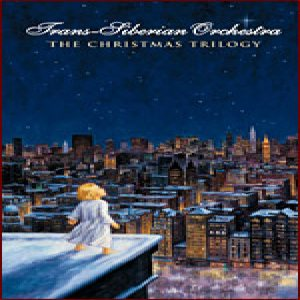 Trans-Siberian Orchestra - The Christmas Trilogy cover art