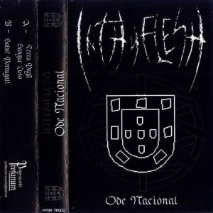 InThyFlesh - Ode Nacional cover art