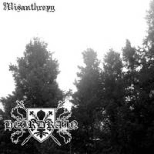 Heirdrain - Misanthropy cover art