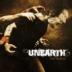 Unearth - The March cover art